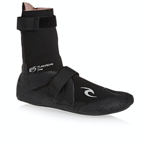Rip Curl Flashbomb 3mm Split Toe Wetsuit Boots - Black