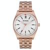 Nixon Crew Womens Watch - All Rose Gold Cream