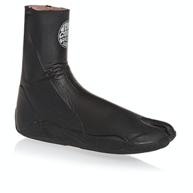 Rip Curl Rubber Soul Plus 5mm Split Toe Wetsuit Boots - Black