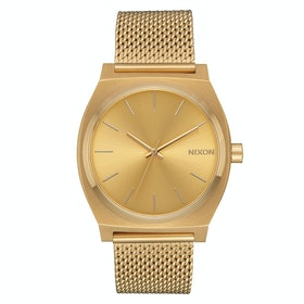 Reloj Nixon Time Teller Milanese - All Gold
