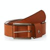 Nixon Americana II Leather Belt - Saddle