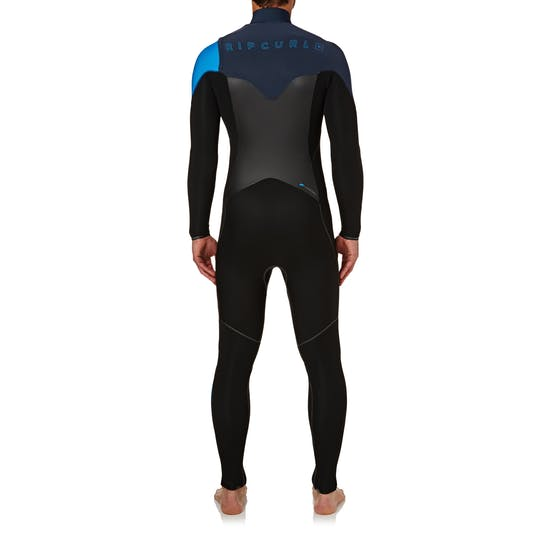 Rip Curl E Bomb 4/3mm 2018 Chest Zip Wetsuit