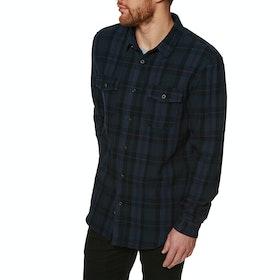 Globe Flanigan Shirt - Marine