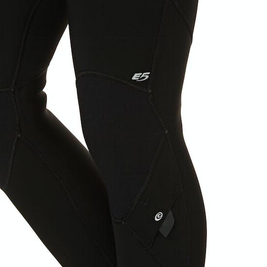 Rip Curl 4-3mm 2018 G Bomb Zipperless Ladies Wetsuit
