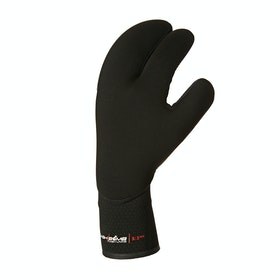 Rip Curl Flashbomb 5/3mm Claw Wetsuit Gloves - Black