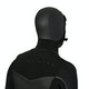 Quiksilver Syncro 5/4/3mm Chest Zip Hooded Wetsuit