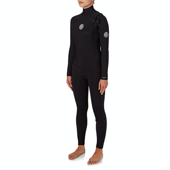 Rip Curl 5/3mm 2018 Womens Dawn Patrol Chest Zip Wetsuit