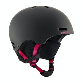Casque de Ski Femme Anon Greta - Black Cherry
