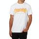 Thrasher Flame Logo Short Sleeve T-Shirt