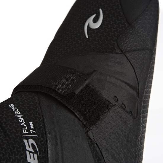 Rip Curl Flashbomb 7mm Round Toe Wetsuit Boots