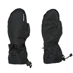 Dakine Lynx Womens Snow Gloves - Black