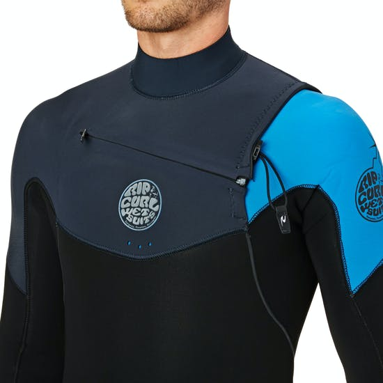 Rip Curl E Bomb 5/4/3mm 2018 Chest Zip Wetsuit