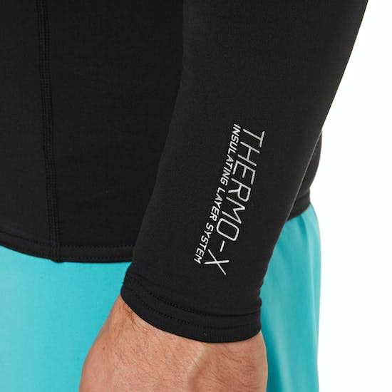 O Neill Thermo X Long Sleeve Crew Thermal Rash Vest