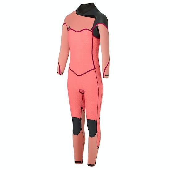 Roxy Performance 4/3mm 2018 Chest Zip Ladies Wetsuit