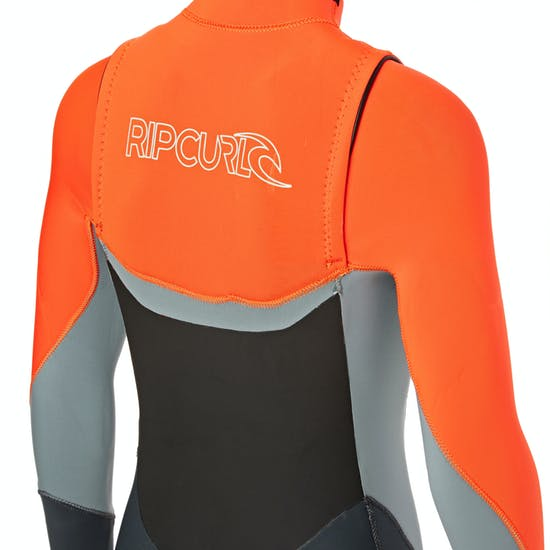 Rip Curl 5-3mm 2018 Dawn Patrol Chest Zip Wetsuit