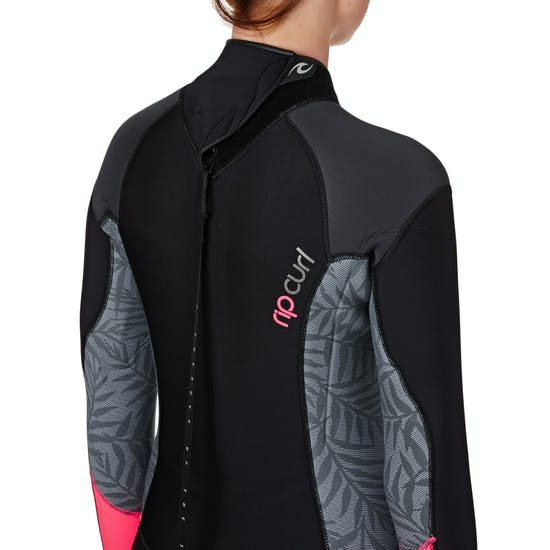 Rip Curl 5/3mm 2018 Womens Dawn Patrol Back Zip Wetsuit