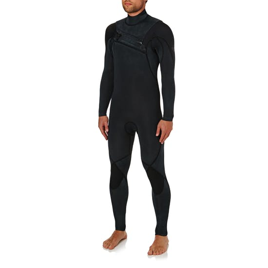 Quiksilver Monochrome 4/3mm 2018 Chest Zip Wetsuit