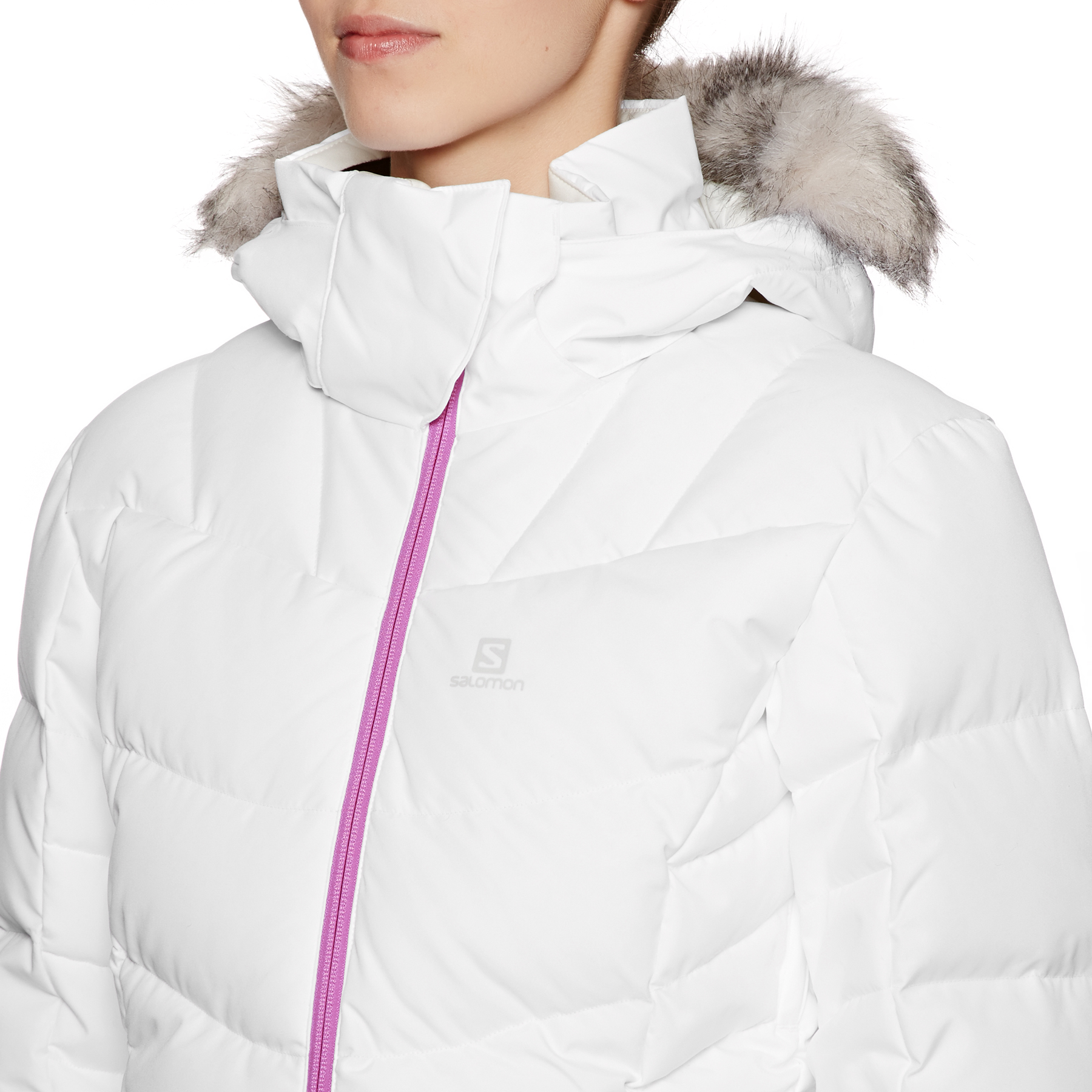 Salomon Icetown Womens Snow Jacket   Free Delivery Options
