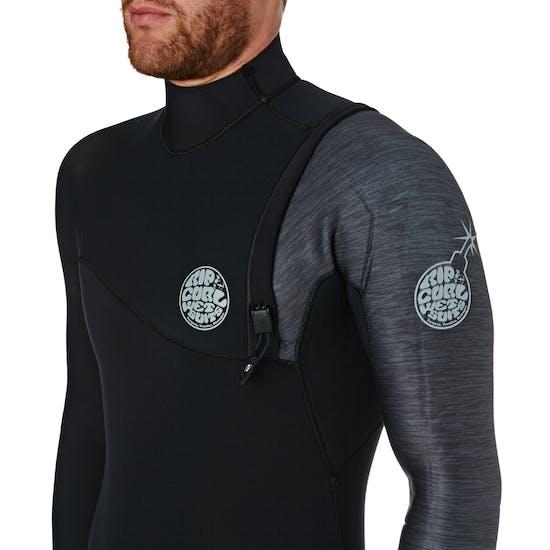 Rip Curl 4/3mm 2018 E Bomb Zipperless Wetsuit