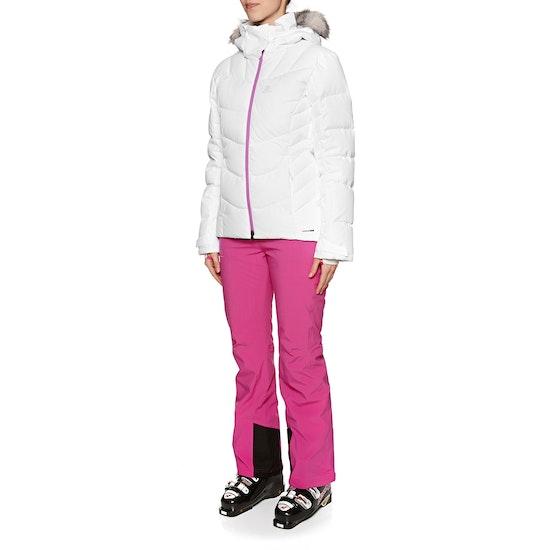 Blusão para Snowboard Senhora Salomon Icetown