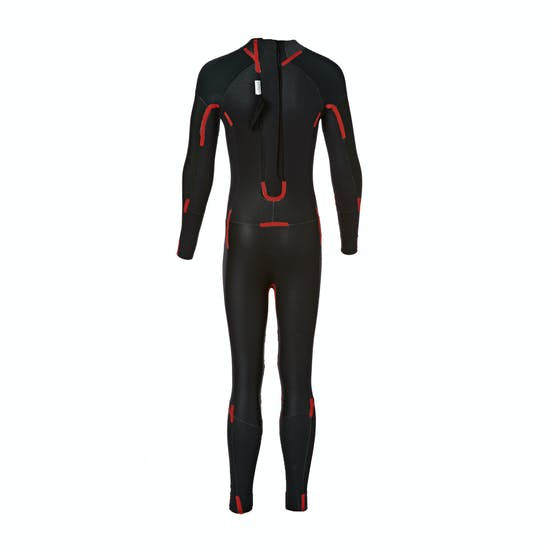 Rip Curl Dawn Patrol 5/3mm Back Zip Kids Wetsuit