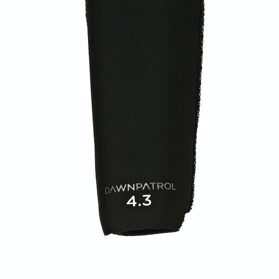 Rip Curl 4/3mm Womens Dawn Patrol Chest Zip Neoprenanzug