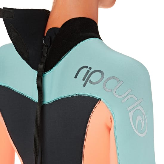 Rip Curl 4-3mm 2018 Omega Back Zip Ladies Wetsuit