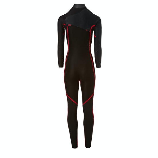 Rip Curl 4/3mm Womens Dawn Patrol Chest Zip Wetsuit