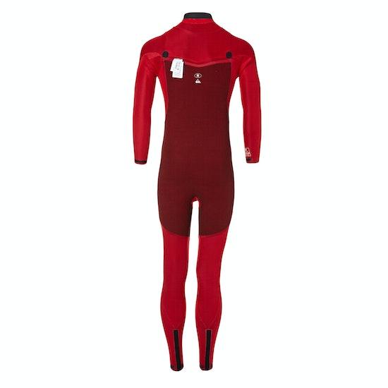 Quiksilver Monochrome 3/2mm 2018 Chest Zip Wetsuit