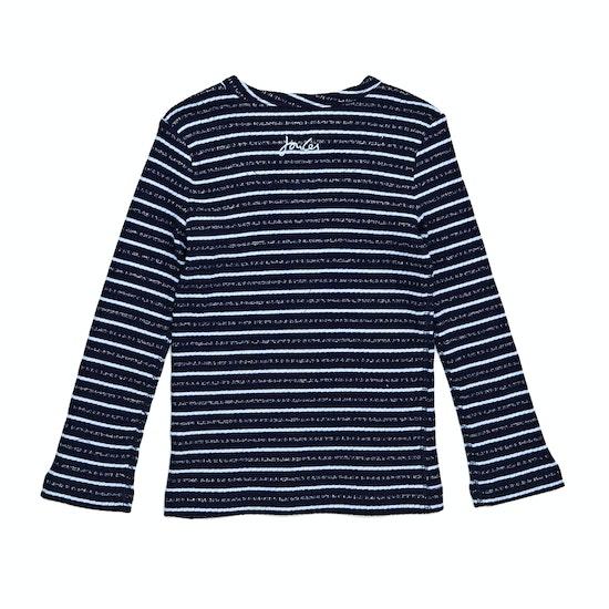 Joules Sue Girls Long Sleeve T-Shirt