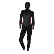 Roxy 5/4/3mm 2018 Syncro Plus Hooded Chest Zip Womens Wetsuit