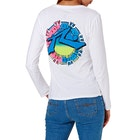 Rusty Mayan 3 Ladies Long Sleeve T-Shirt