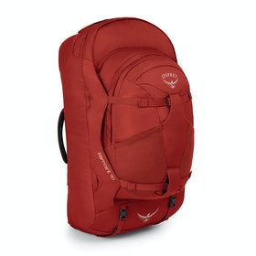 Osprey Farpoint 70 Backpack - Jasper Red