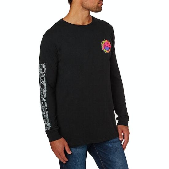 Rusty Mayan 3 Long Sleeve T-Shirt
