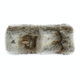 Barts Fur Womens Headband - Rabbit