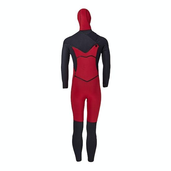 O'Neill Psycho Tech 6/4mm 2018 Chest Zip Hooded Wetsuit