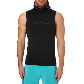 Rashguard O'Neill Thermo X Neo Hooded Short Sleeve Thermal - Black