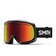 Masque de snow Smith Range Black