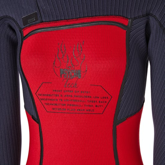 O'Neill Psycho Tech 5/4mm 2018 Chest Zip Ladies Wetsuit