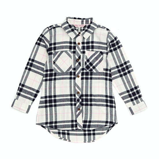 Camisa Girls Joules Dixie