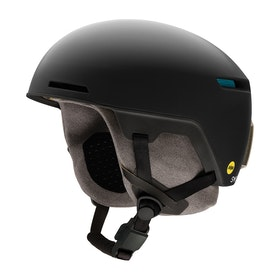 Smith Code Mips Ski Helmet - Matte Black