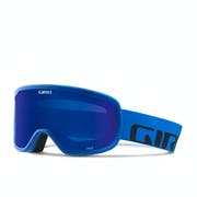 Giro Cruz Blue Wordmark Snow Goggles