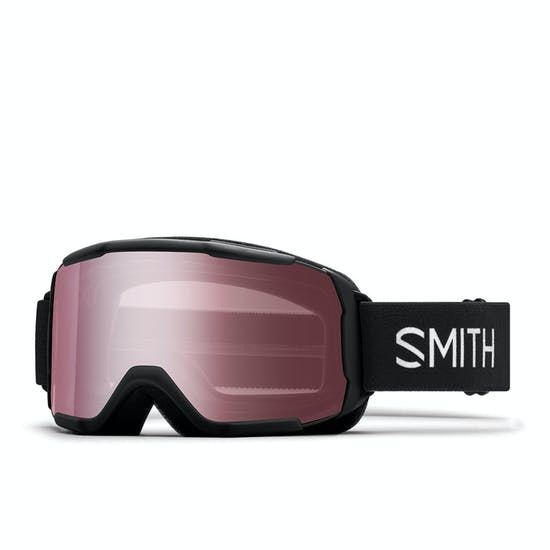Smith Daredevil Kids Black Sneeuwbrillen