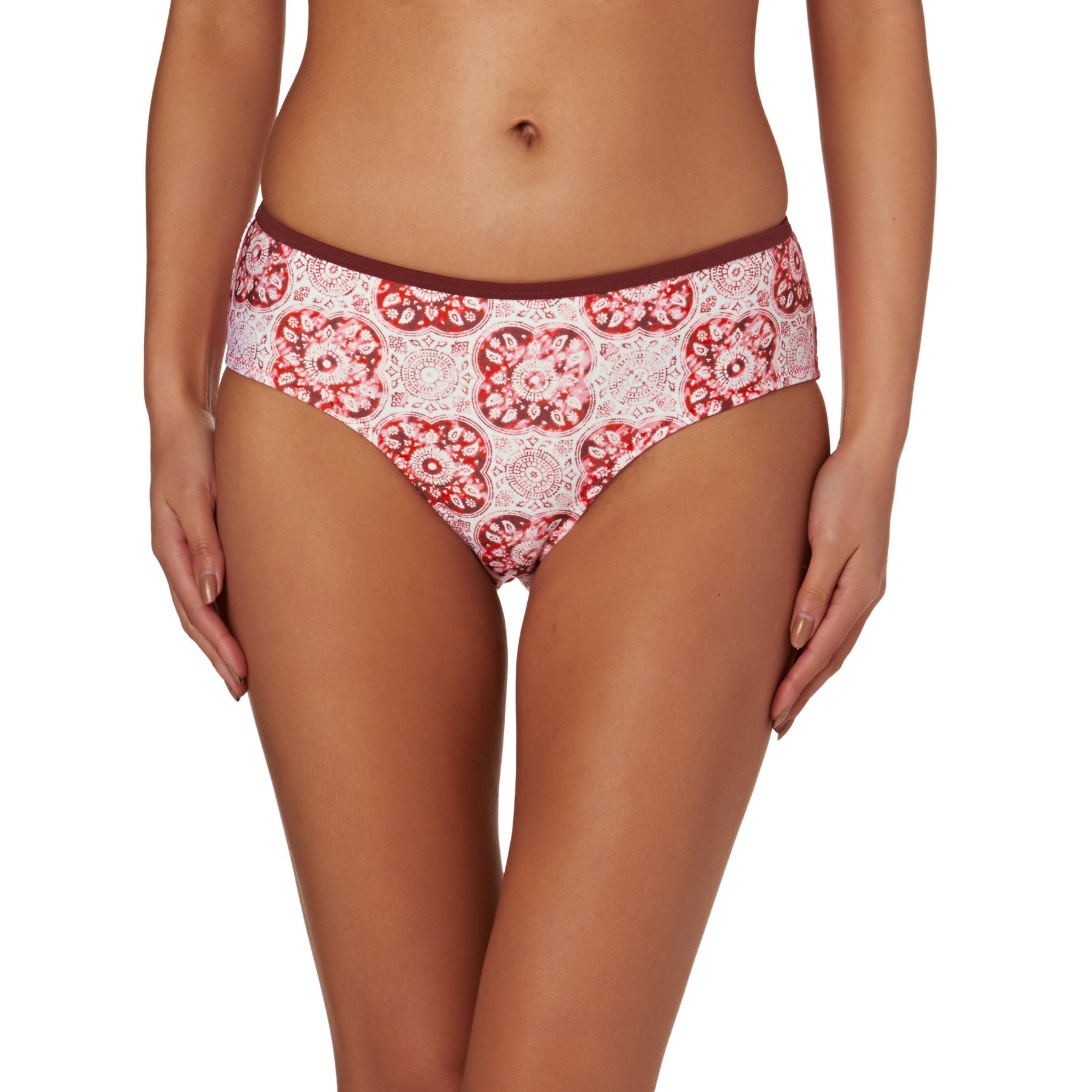 Minkpink Womens Mamba Orange Hipster Beachwear Bikini Swim Bottom M BHFO 1546