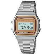 Casio Retro Classic Timepiece Horloge