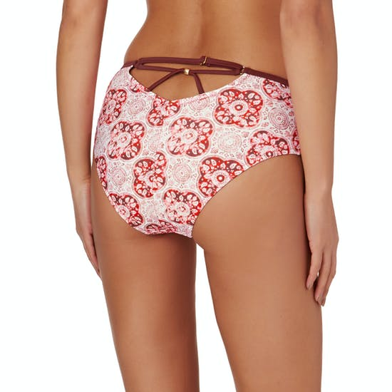 Minkpink Spicey Mid Waist Bikini Bottoms
