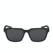 Dragon Reflector Matte Black Sunglasses