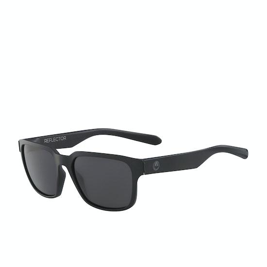Dragon Reflector Matte Black Sunglasses