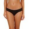 Seafolly Quilted Hipster Bikiniunterteil - Black