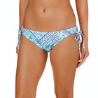 Seafolly Bazaar Loop Tie Side Hipster Bikini Bottoms